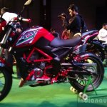 DSK Benelli TNT 25 red side launched in India