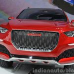 Haval Concept R face at 2015 Shanghai Auto Show