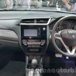 Honda BR-V Modulo dashboard at the 2015 Thailand Motor Expo