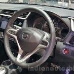 Honda BR-V Modulo interior at the 2015 Thailand Motor Expo