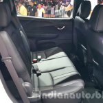 Honda BR-V Modulo rear seat at the 2015 Thailand Motor Expo