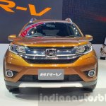 Honda BR-V front at Thai Motor Expo 2015