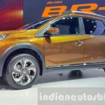 Honda BR-V front three quarters at Thai Motor Expo 2015