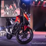 Honda CB Hornet 160R alloy wheel launch