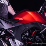 Honda CB Hornet 160R centre cowl launch