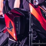 Honda CB Hornet 160R head lamp launch