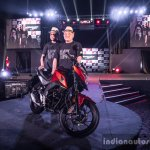 Honda CB Hornet 160R photo launch