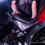 Honda CB Hornet 160R tail fairing launch