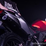 Honda CB Hornet 160R tail piece launch