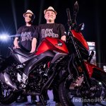 Honda CB Hornet 160R unveil and launch