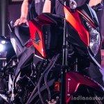 Honda CB Hornet 160R visor launch