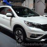Honda CR-V facelift front three quarters at 2015 Frankfurt Motor Show