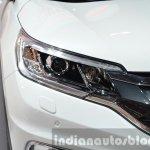 Honda CR-V facelift headlights at 2015 Frankfurt Motor Show
