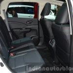 Honda CR-V facelift rear seats at 2015 Frankfurt Motor Show