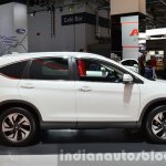 Honda CR-V facelift side at 2015 Frankfurt Motor Show