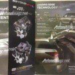 Indonesia-spec 2016 Toyota Fortuner engine lineup brochure leaks