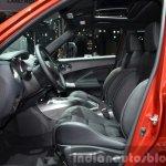 Infiniti ESQ cabin far at 2015 Shanghai Auto Show