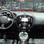 Infiniti ESQ dashboard at 2015 Shanghai Auto Show