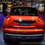 Infiniti ESQ rear at 2015 Shanghai Auto Show