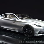 Infiniti Q60 Concept front three quarters at 2015 Shanghai Auto Show
