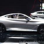 Infiniti Q60 Concept side at 2015 Shanghai Auto Show