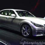 Infiniti Q70 front three quarters at 2015 Shanghai Auto Show