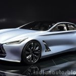 Infiniti Q80 Inspiration Concept front three quarters at  2015 Shanghai Auto Show