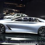 Infiniti Q80 Inspiration Concept side at  2015 Shanghai Auto Show