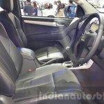 Isuzu D-Max interior at Thai Motor Expo 2015
