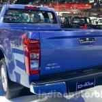 Isuzu D-Max rear three quarters at Thai Motor Expo 2015