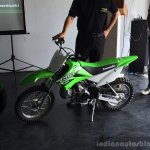 Kawasaki KLX 110 launched in India