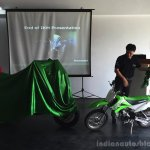 Kawasaki KLX 110 off-roader launched in India