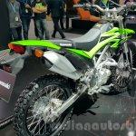 Kawasaki KLX 150BF exhaust at 2015 Thailand Motor Expo