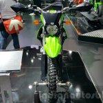 Kawasaki KLX 150BF front at 2015 Thailand Motor Expo