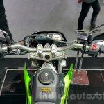 Kawasaki KLX 150BF handlebar at 2015 Thailand Motor Expo