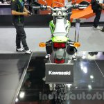 Kawasaki KLX 150BF rear at 2015 Thailand Motor Expo