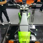Kawasaki KLX 150BF seat at 2015 Thailand Motor Expo