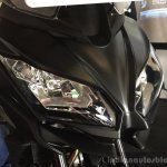Kawasaki Versys 650 twin headlamp launched in India