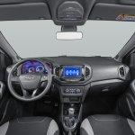 Lada XRAY interior press image