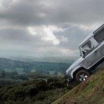 Land Rover Defender side