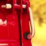 Mahindra Imperio cargo bay lock teaser