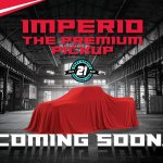 Mahindra Imperio teased by East Africa Motors