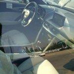 Mazda CX-4 interior spied
