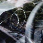 Mazda CX-4 interior spy shot