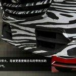 Mazda Koeru-based CX-4 radiator intake snapped