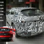 Mazda Koeru-based CX-4 rear quarter snapped
