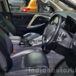 Mitsubishi Pajero Sport cabin driver side  at 2015 Thai Motor Expo