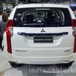 Mitsubishi Pajero Sport rear at 2015 Thai Motor Expo
