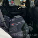 Mitsubishi Pajero Sport rear space at 2015 Thai Motor Expo