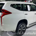 Mitsubishi Pajero Sport rear three quarters at 2015 Thai Motor Expo